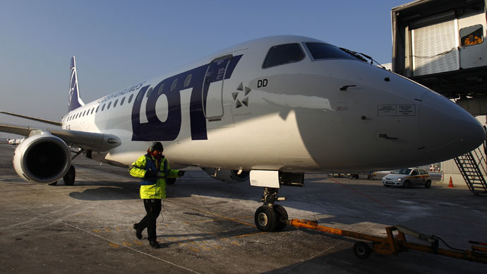 Hack attack on Polish LOT airline's system grounds 1,400 passengers