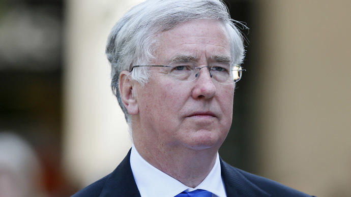 Deter Mediterranean migrants with 'well-focused' aid – Defence Secretary Fallon