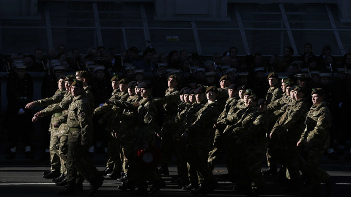 Military service bad for career prospects, employers' poll finds