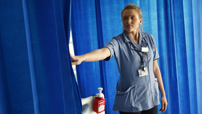 ​30,000 nurses could be deported under Tory migrant rules