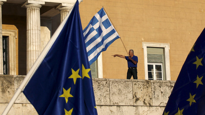 ​ECB extends lending to Greek banks to €89bn to tackle run