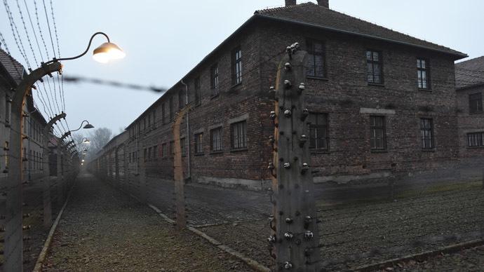 Polish police detain British teens for stealing Auschwitz artifacts