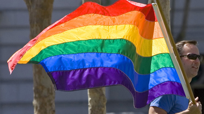 ​Hate crime 'magnified' for rural LGBT community – study