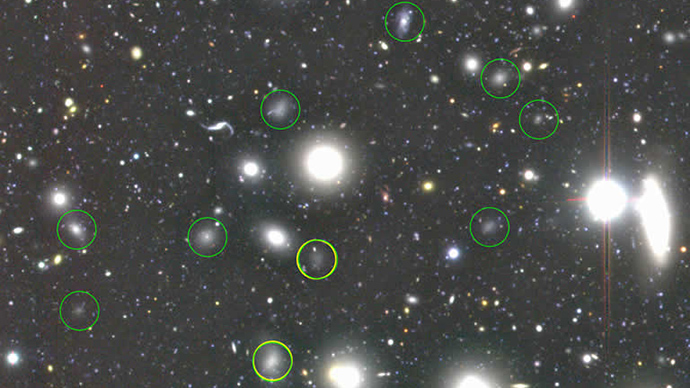 800 mysterious 'ultra dark' galaxies may pave way for understanding dark matter