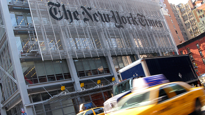 The fun they had: New York Times staff mimicked mass killings in leaked photos