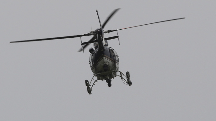 Helicopter Sex Scandal 106