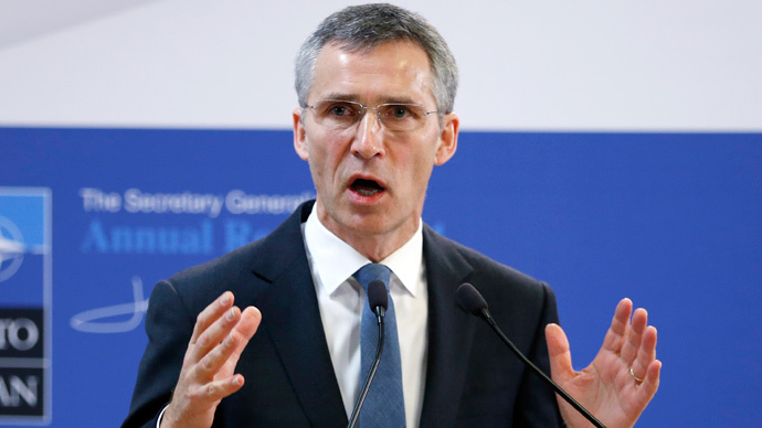 NATO to boost special defense forces to 40,000 - Stoltenberg