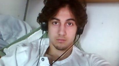 Dzhokhar Tsarnaev (AFP/US Department Of Justice)