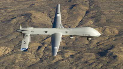 A US Air Force MQ-1 Predator unmanned aerial vehicle (Reuters)