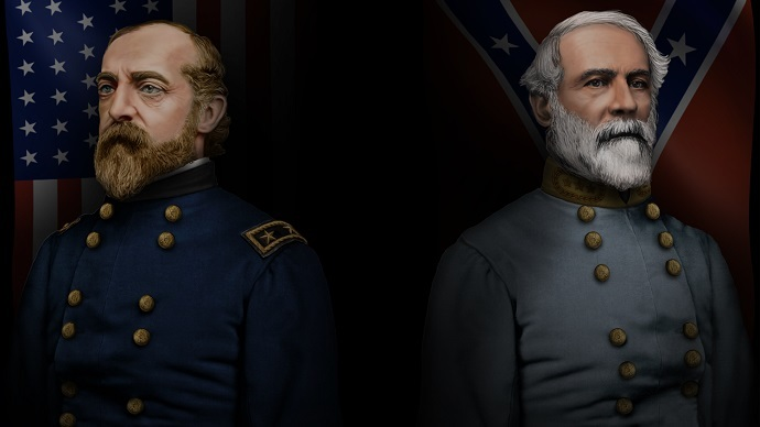 Apple 'Ultimate General: Gettysburg' from its AppStore (from ultimategeneral.com/)