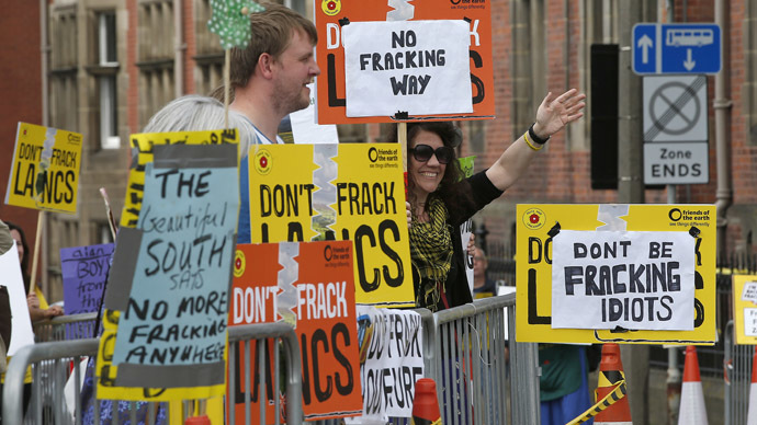 Cuadrilla fracking application rejected by Lancashire Council