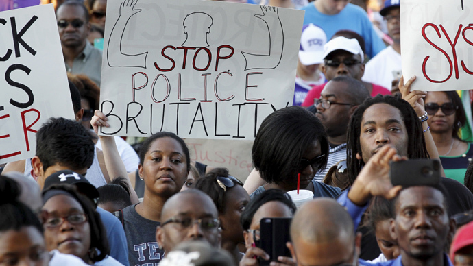 ​Cops killing African-Americans 'practically a norm in US' – Chinese report