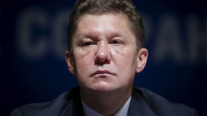 ​Gazprom to open Nord Stream-2 by 2020 - CEO