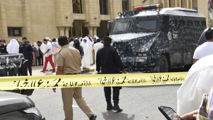 27 dead, 227 injured in Shiite mosque blast in Kuwait, ISIS claims responsibility (VIDEO)