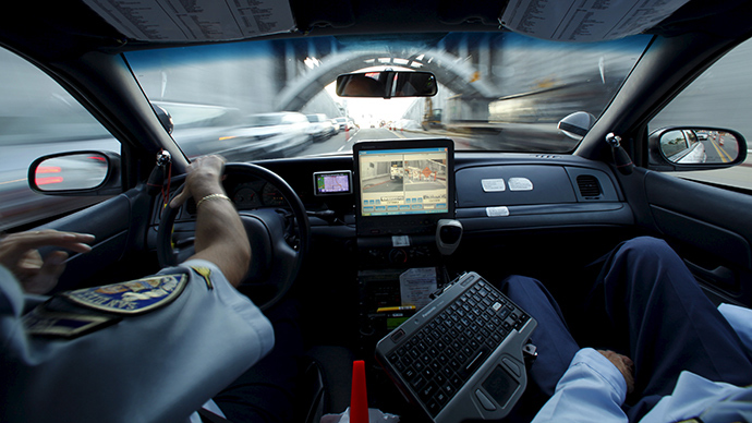 New Police Tech Has Cops Scanning License Plates To Trace