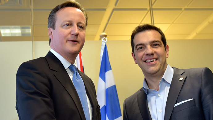 'Support debt cancellation for Greece,' MPs, economists & campaigners tell Cameron