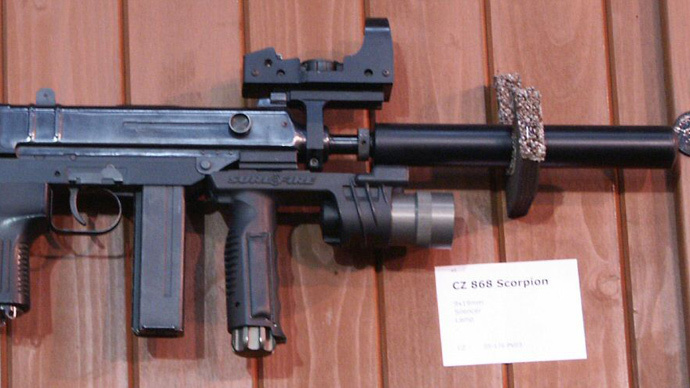 CZ 868 Skorpion (image from wikipedia.org)
