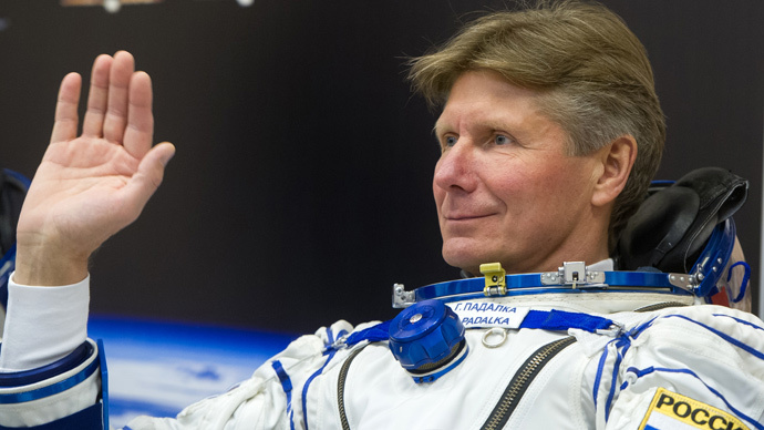 ​Russian cosmonaut Padalka sets world spaceflight duration record