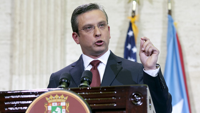 ​Puerto Rico governor says island can't pay its $72mn debt