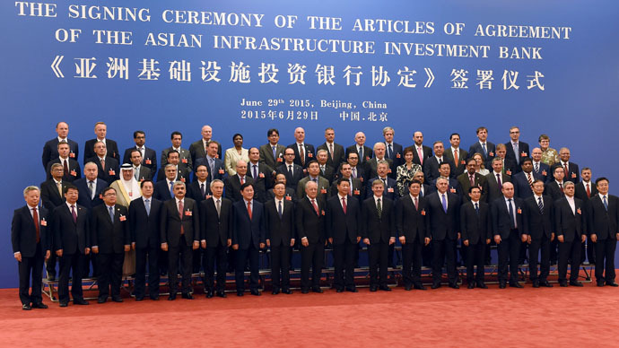 ​Russia becomes AIIB's third largest shareholder after China and India