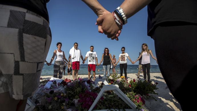 Tunisia gunman was 'sleeper' agent inspired by London terror cell