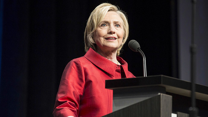 Hillary Clinton rakes in more than $45mn in 1st quarter