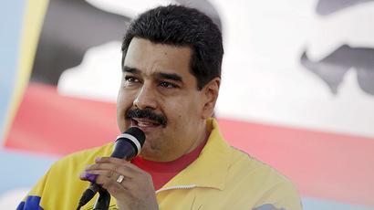 Venezuela's President Nicolas Maduro. (Reuters / Jorge Lopez)