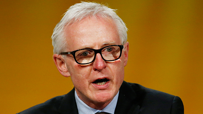 Britain's Minister of State for Care and Support, Norman Lamb (Reuters / Phil Noble)