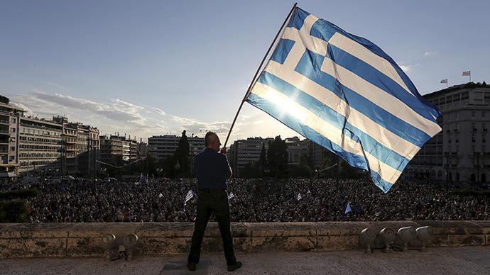 Reuters / Yiannis Liakos