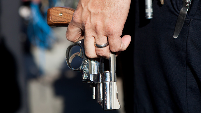 Gun-hoarding man accidentally shot himself in head during police raid – inquest