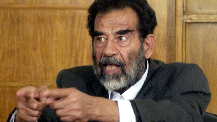 Iraq's deposed dictator Saddam Hussein (Reuters / Ho)