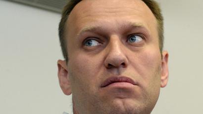 Opposition activist Aleksey Navalny (RIA Novosti / Iliya Pitalev)