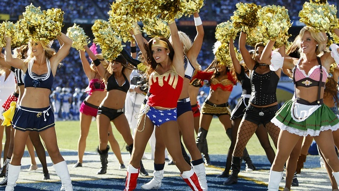 California backs financial justice for pro cheerleaders
