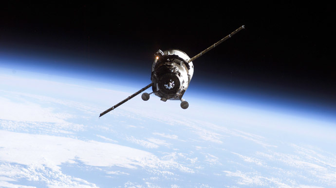 ​3rd time a charm: Russian space freighter resupplies ISS