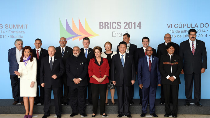 BRICS could sign economic cooperation in 5yrs - minister