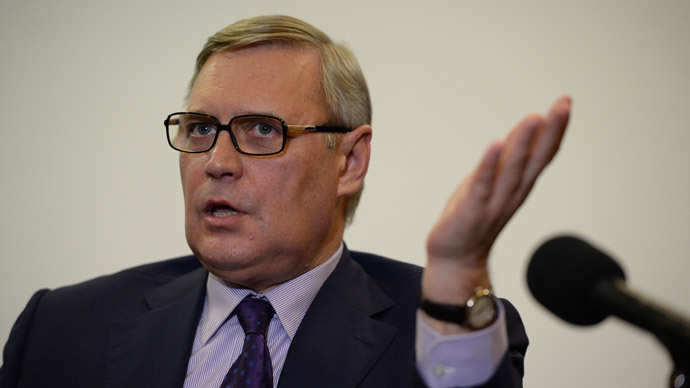 Mikhail Kasyanov.(RIA Novosti / Alexandr Kryazhev)