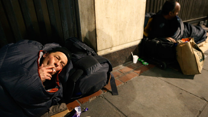 Youth homelessness 3 times official figures – Cambridge experts