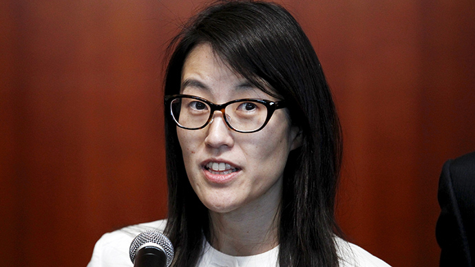 Reddit CEO Ellen Pao (Reuters / Beck Diefenbach)
