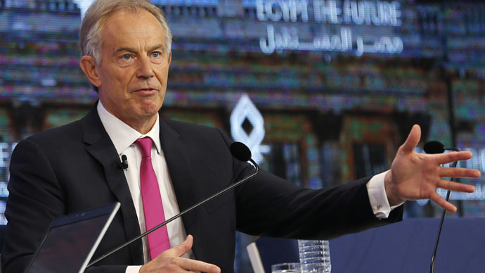 Tony Blair: Iraq war didn't cause 7/7, Islamic terrorism must be fought militarily
