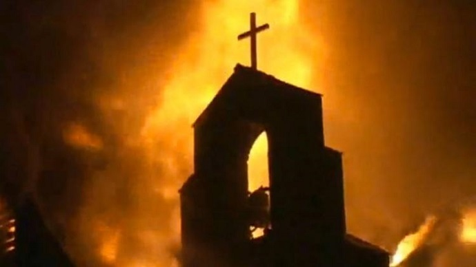 Muslim groups fundraise to restore black churches, 'support victims of arson'