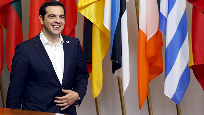 Greece pushes for 'socially just' agreement by week's end