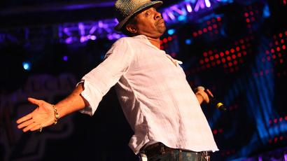 Jamaican reggae singer Shaggy (Reuters / Andrea De Silva)