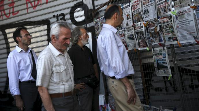 Greek creditors have Grexit scenario 'prepared in detail'