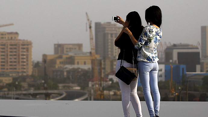 ​Moscow offers hotline for 'selfie-addicts'