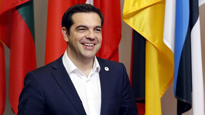 Greece's Prime Minister Alexis Tsipras. (Reuters / Francois Lenoir)