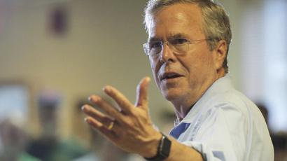 Republican presidential candidate Jeb Bush (Reuters / Brian Snyder)