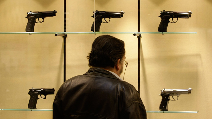 mail order guns  british gangsters buying illegal weapons