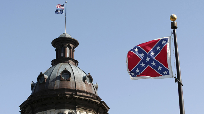 Dixie down: S. Carolina lawmakers vote to remove Confederate flag