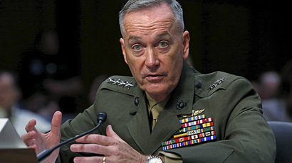 Top army general calls Russia '#1 threat' to US