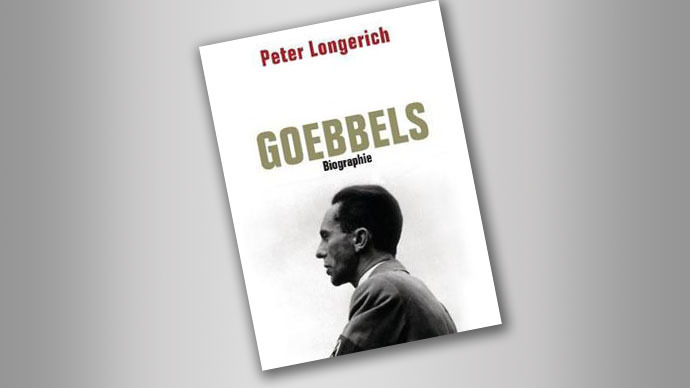 Goebbels inheritors win royalties legal action for Nazi criminal's diaries